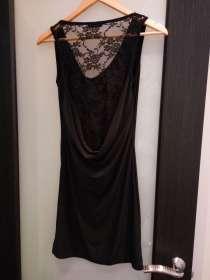 Платье вечернее черного цвета, в Липецке
