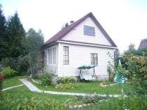 Продам участок с зимней дачей в Лебедевке озеро 5 мин ходьбы, в г.Выборг