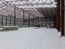 Сдам производство, склад, 4500 кв. м, м. Комендантский пр, в Санкт-Петербурге