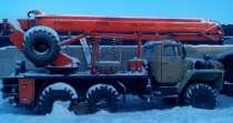 Продам автовышку телескоп вездеход УРАЛ, в Тюмени