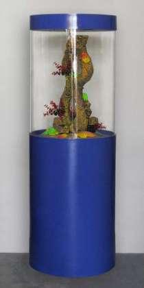 Уникальный комплексный аквариум 150л, в Миассе