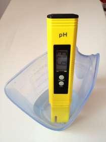 PH-метр (точность 0.01) измеритель кислотности, в Уфе