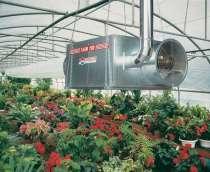 Система обогрева теплиц, ферм и т.п.современное оборудование, в г.Ташкент
