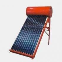 Солнечный водонагреватель 65 литров, в г.Алматы