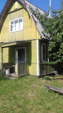В 2-х км от г. Приозерска продам садовый дом на уч. 6 сот, в Санкт-Петербурге