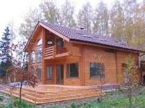 Дома из клееного бруса. Собственное производство, в Сургуте