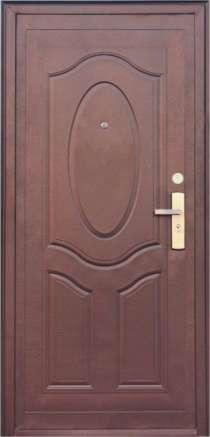 Дверь металлическая, в г.Борисов