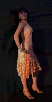Продам оранжевое платье, в г.Севастополь