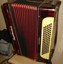 Немецкий аккордеон Royal Standart с отличным звуком, в Москве