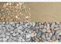 Щебень, песок, в Астрахани