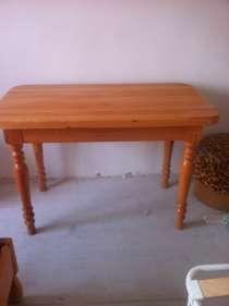 Продаю стол деревянный, в Мытищи