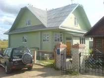 Дома из бруса, в Костроме