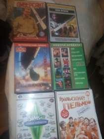 DVD фильмы, игры и мультики, в г.Могилёв