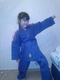 Кимоно синее на 6 лет, в Балаково