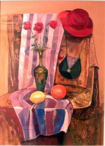 Продаю свою живописную работу:, в г.Алматы
