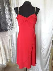 Платье красное, в г.Алматы