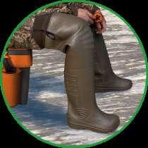 Морозостойкая обувь из лёгкого материала ЭВА, в Абакане