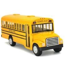 Школьный автобус (School bus), в Липецке