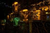 Гостиница Летучая мышь принимает гостей зимой и летом, в г.Алушта