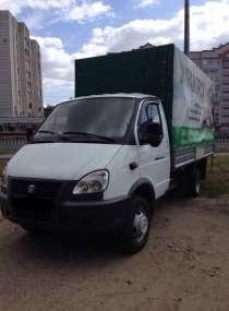 Грузоперевозки газель, услуги грузчиков, в Казани