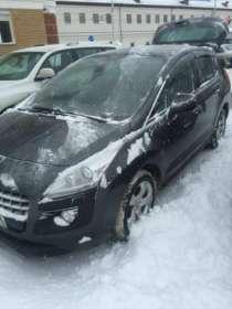 автомобиль Peugeot 3008, в Казани