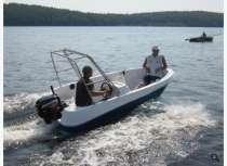 Моторная лодка Легант-350 Консоль, в Екатеринбурге