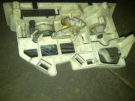 Mitsubishi Pajero-II USA блок управления печкой