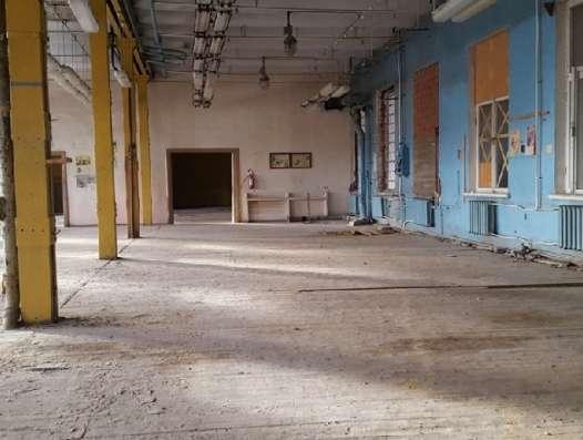 Складское помещение у метро Площадь Ленина 530 м2 в аренду