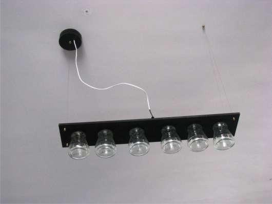 Интерьерный светодиодный LOFT светильник