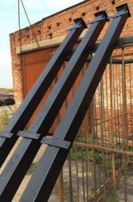 Столбы металлические доставка бесплатная в г. Брест Фото 1