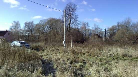 Участок 10 соток в деревне Аристово 75 км от МКАД