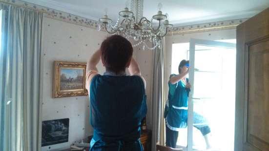 Уборка различных видов и сложностей в квартирах, офисах и др в г. Алматы Фото 1
