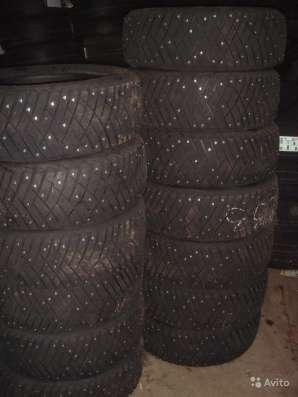 Шипы новые немецкие Dunlop 225 55 R17 ICE touch