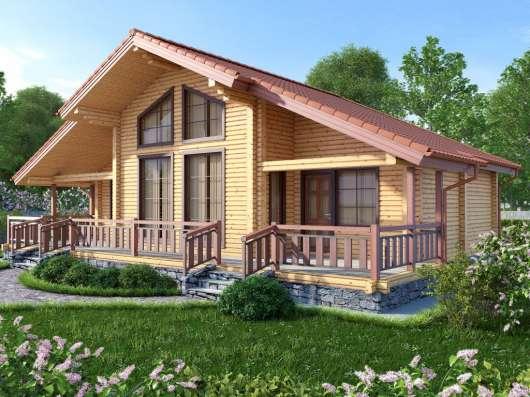 Строительство домов, бань под ключ