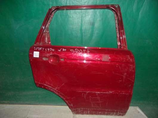 Правая дверь Land Rover Sport L494