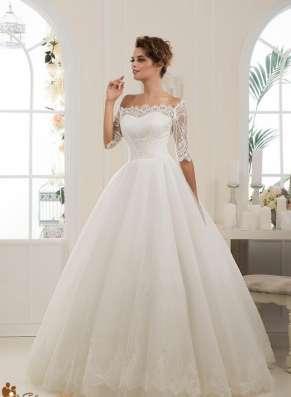 Пышное свадебное платье Elena Morar