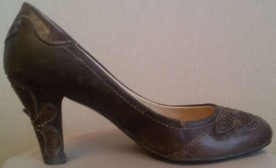Туфли, натуральная кожа, р-38 в Новосибирске Фото 3