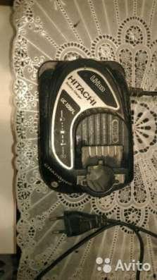 Зарядное устройство и аккумулятор для Hitachi DS10 в Курске Фото 4