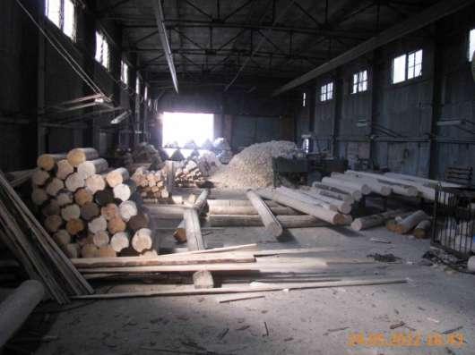 Продаю производственную базу для производства оцилиндрованного бревна, полный цикл. в Ярославле Фото 2