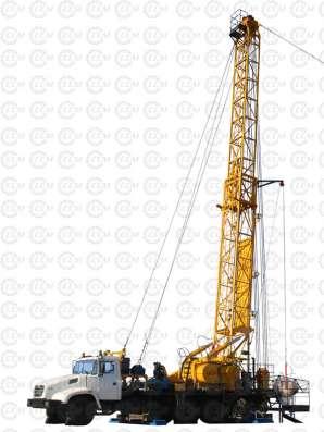 Подъемная установка УПА60А 60/80
