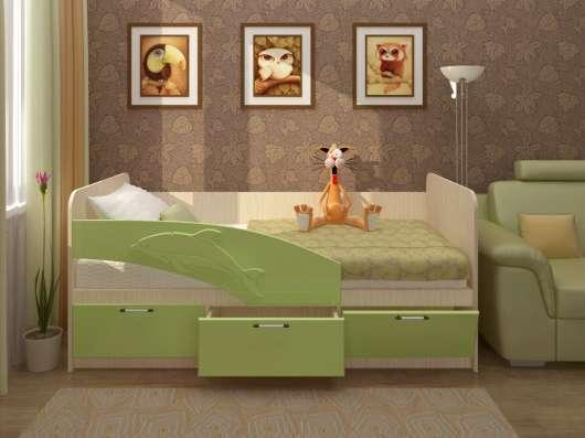 Кровать Дельфин 1,6 в Москве Фото 2