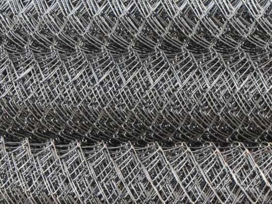 Сетка-рабица в рулонах + Столбы под сетку + Есть система СКИ в Орле Фото 1
