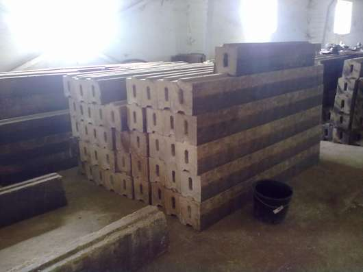 Линия по выпуску магнезито бишофитового строительного бруса