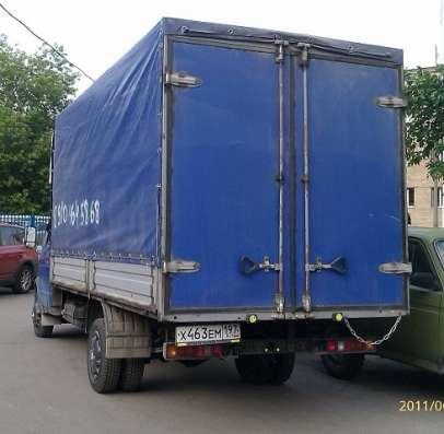 Грузоперевозки, квартирный дачный переезд в Москве Фото 2