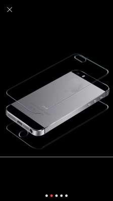 IPhone Защита 2 шт зад, перед