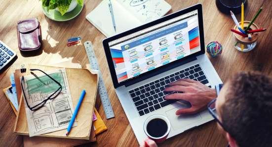 Разработка сайтов и программного обеспечения, продвижение