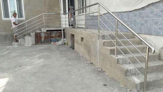 Перила из нержавеющей стали, лестница для бассейнов, пандусы