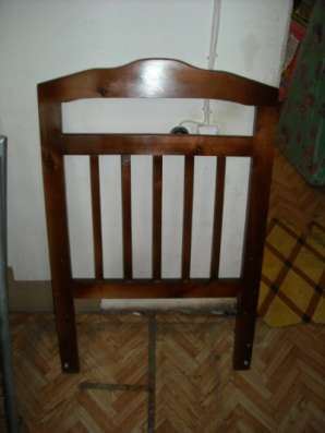 Кровать Ника №3 ;НОВАЯ; МАЯТНИК ПОДВЕСЫ НА ВТУЛКАХ в г. Самара Фото 3