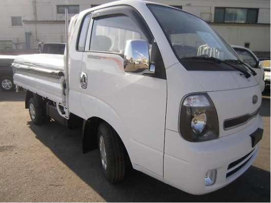 Бортовой грузовик с тентом KIA BONGO III