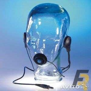 Гарнитура рации Peltor для шлема